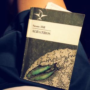 Albatros - okładka książki