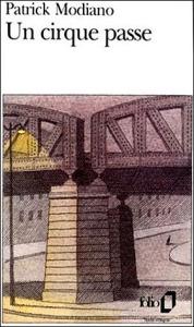 """Okładka książki """"Przejechał cyrk"""" - wersja oryginalna"""