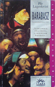 okładka książki Barabasz