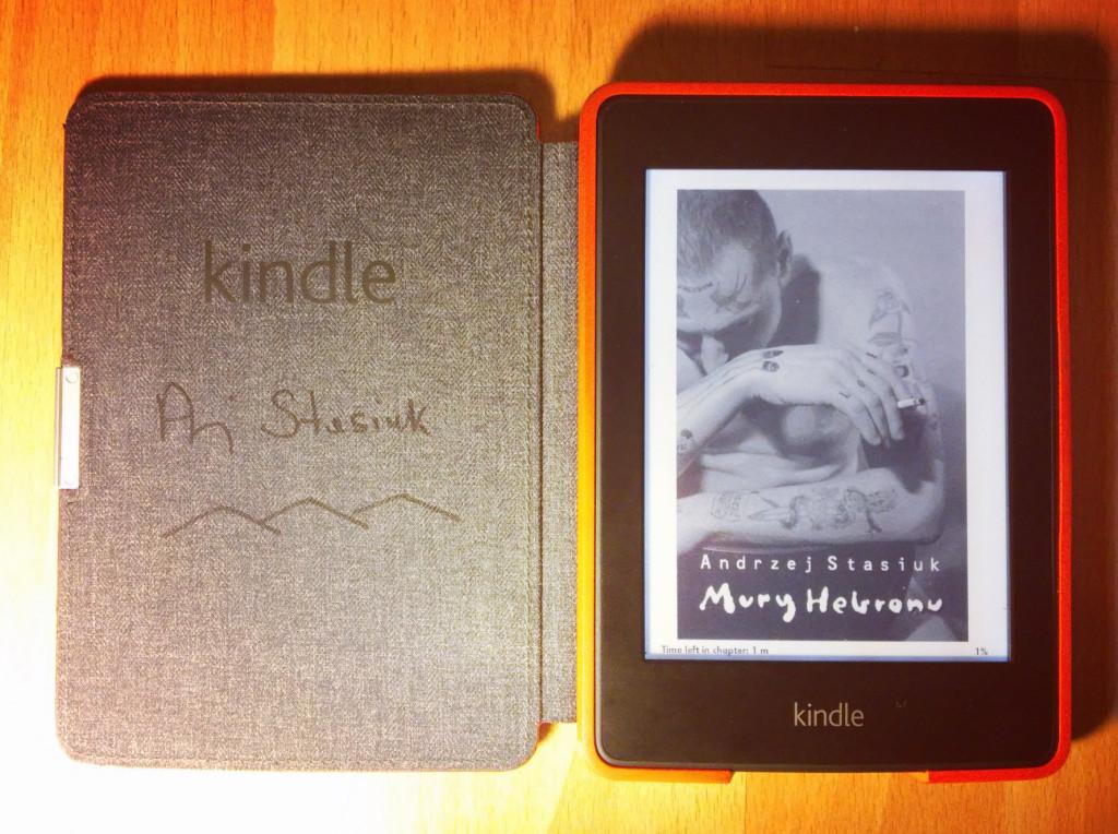 Andrzej_Stasiuk_Kindle_autograf