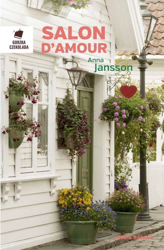 Salon d'Amour – okładka książki