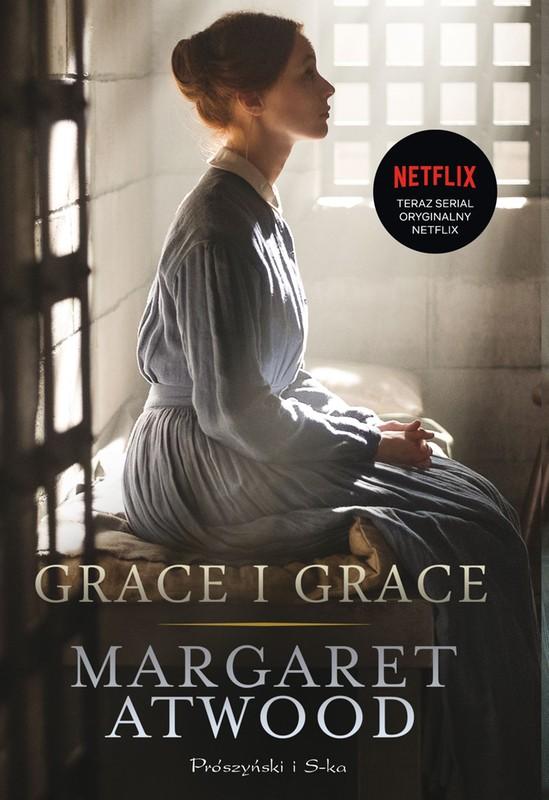 """Urodziny Margaret Atwood - okładka książki """"Grace i Grace"""""""