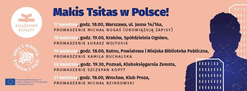 Makis Tsitas w Kutnie