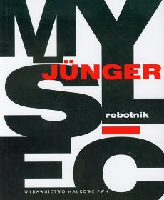 Robotnik - Ernst Junger - okładka książki
