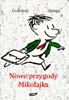 8 książek, które trzeba przeczytać - poleca Łukasz Rogowski - nowe-przygody-mikolajka