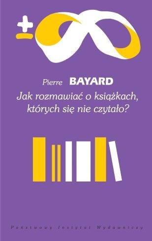 """Książki na jesień - """"Jak rozmawiać o książkach, których się nie czytało?"""""""